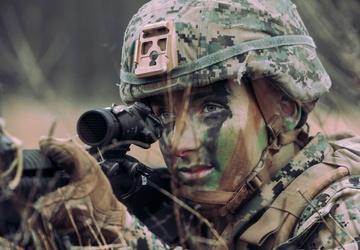 U.S. Marines Conduct CPX VI aboard Camp Lejeune