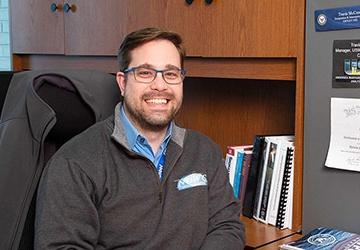 NUWC Division Newport chief strategist brings fresh perspective on warfare center work