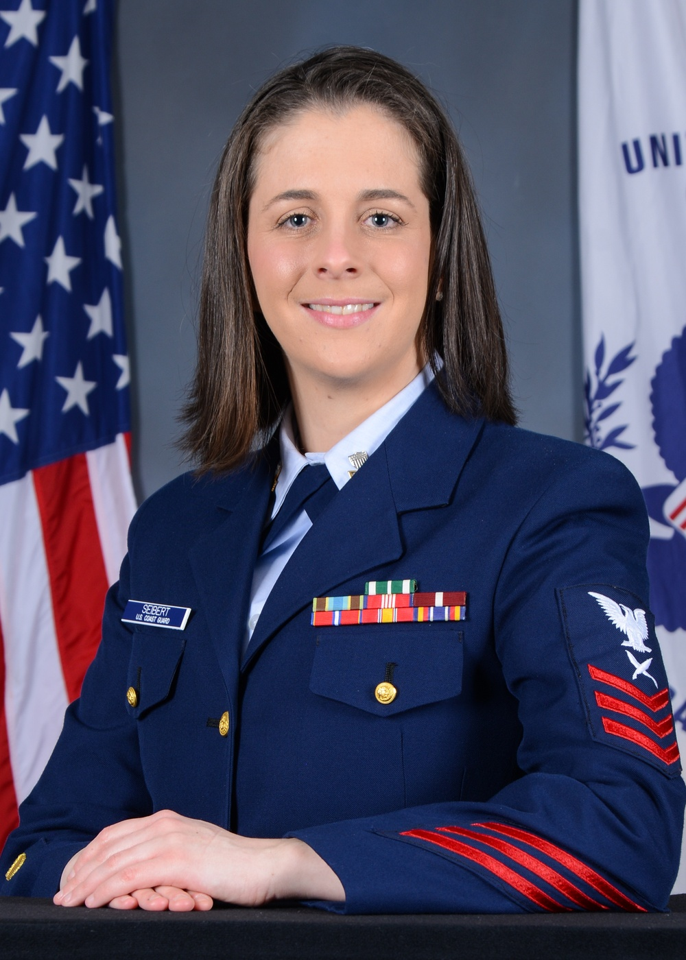 2020 Coast Guard 17th District Reserve Enlisted Person of the Year