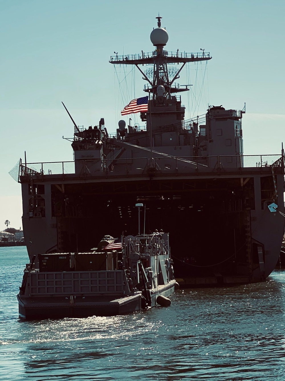 Embarkation to San Clemente Island, Exercise TURNING POINT