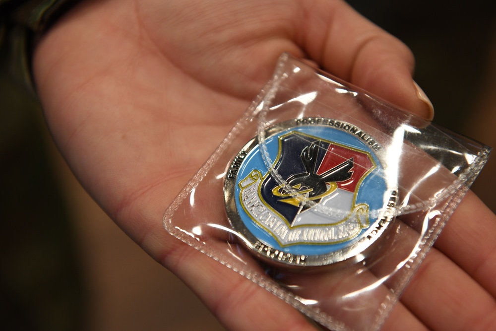 145th Airlift Wing Recruiter Recognized for a Year of Excellence