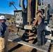 Ft. Hunter Liggett Water Well Drilling, Exercise TURNING POINT