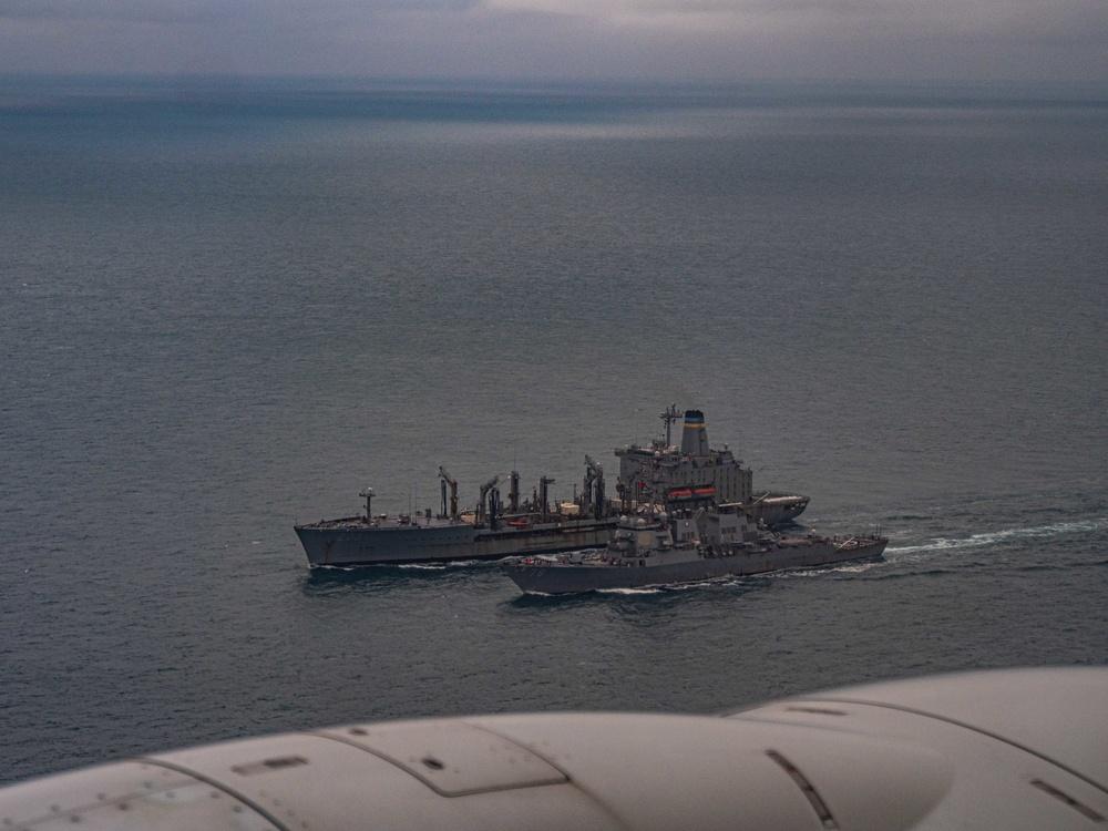 Black Sea Ops w/ USS Porter