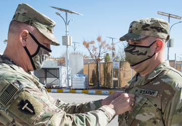 Sgt. Sean Bardes promoted to Staff Sgt.