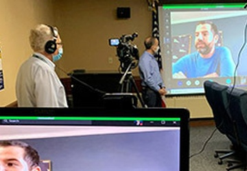 Virtual ceremonies allow NUWC Division Newport community to celebrate employee achievements safely