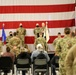 1st Battalion, 168th General Support Aviation hosts ceremony prior to deployment to Middle East