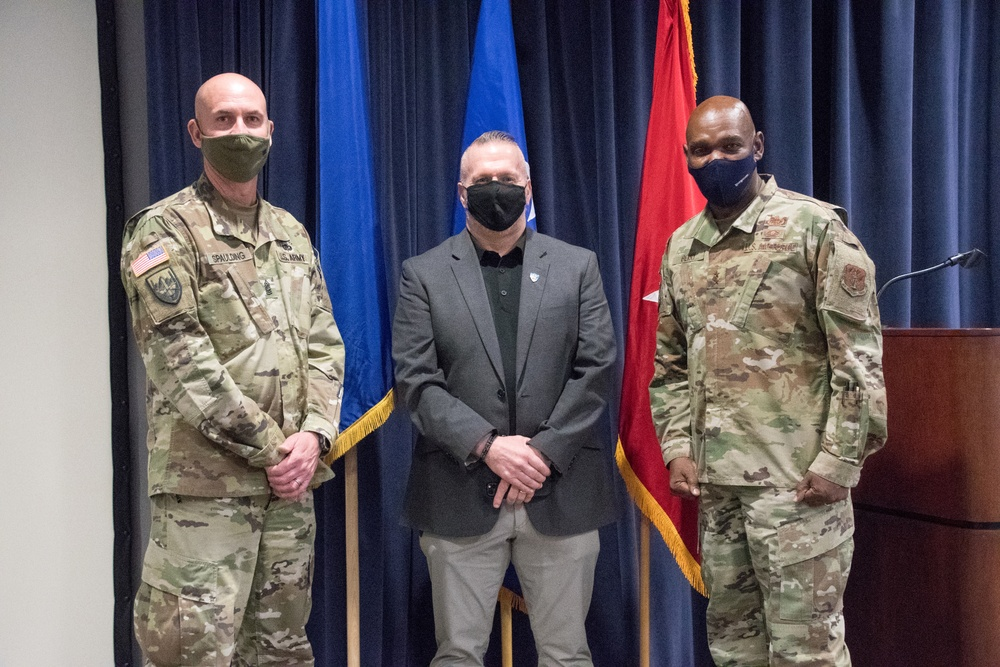 SEAC Troxell kicks off Nevada Guard Leadership Series