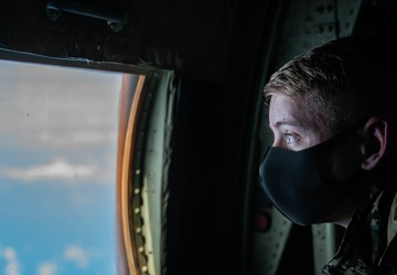 CLR-3 Marines arrive in Guam for Hagåtña Fury 21