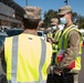 Fort Carson Soldiers support COVID vaccination site in full swing at Cal State LA