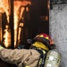 1SOCES firefighters crank up the heat