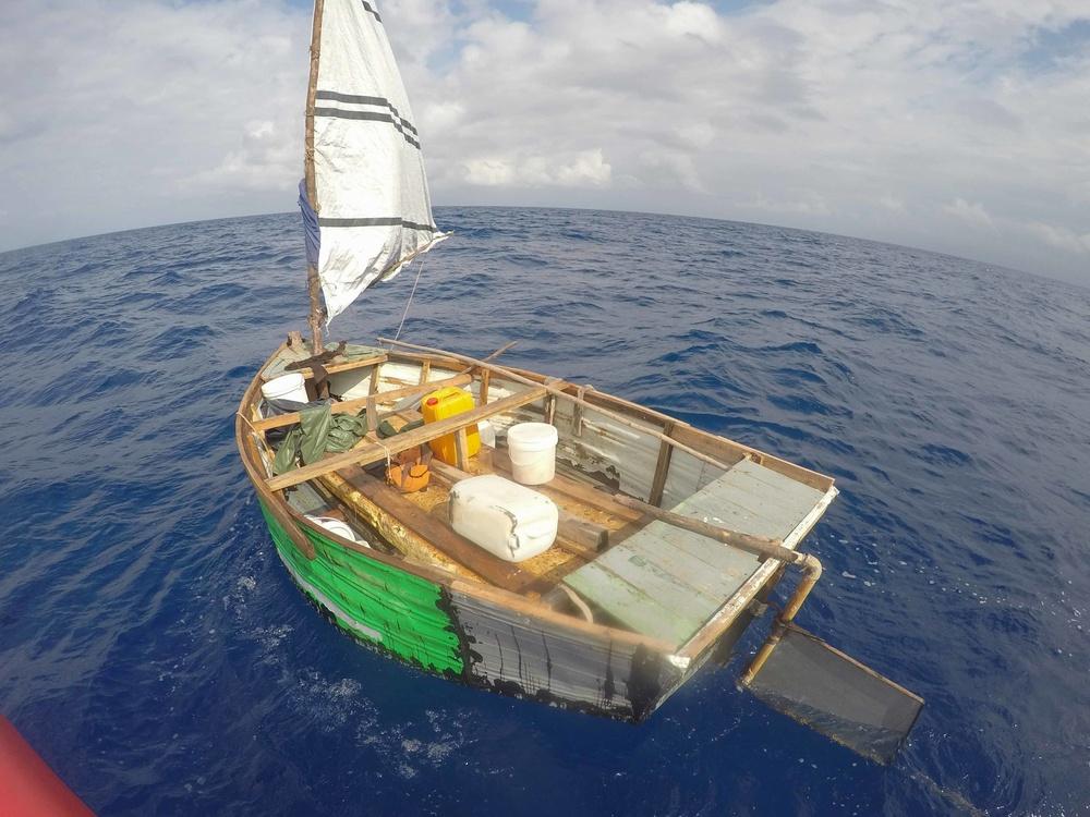 Coast Guard repatriates 7 migrants to Cuba