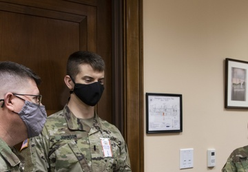 Col. Chris McKinney Meets New Jersey TAG