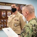 Franklinville, N.J. native reenlists in the Navy