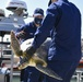 Coast Guard assists in release of sea turtles affected by winter storm near South Padre Island, Texas