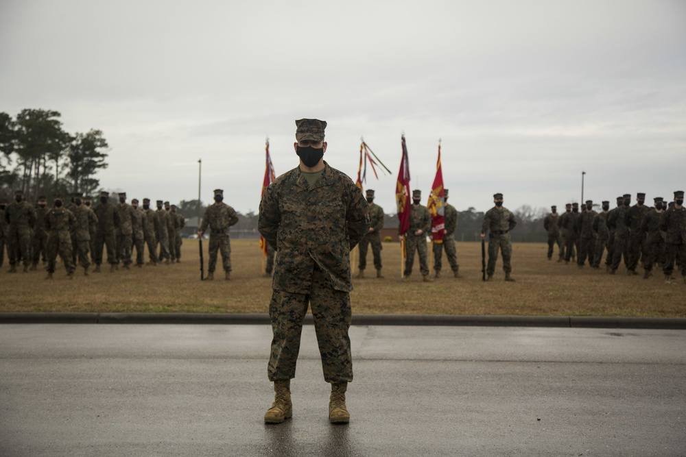 Marine Forces Special Operations Command Celebrates 15th Anniversary