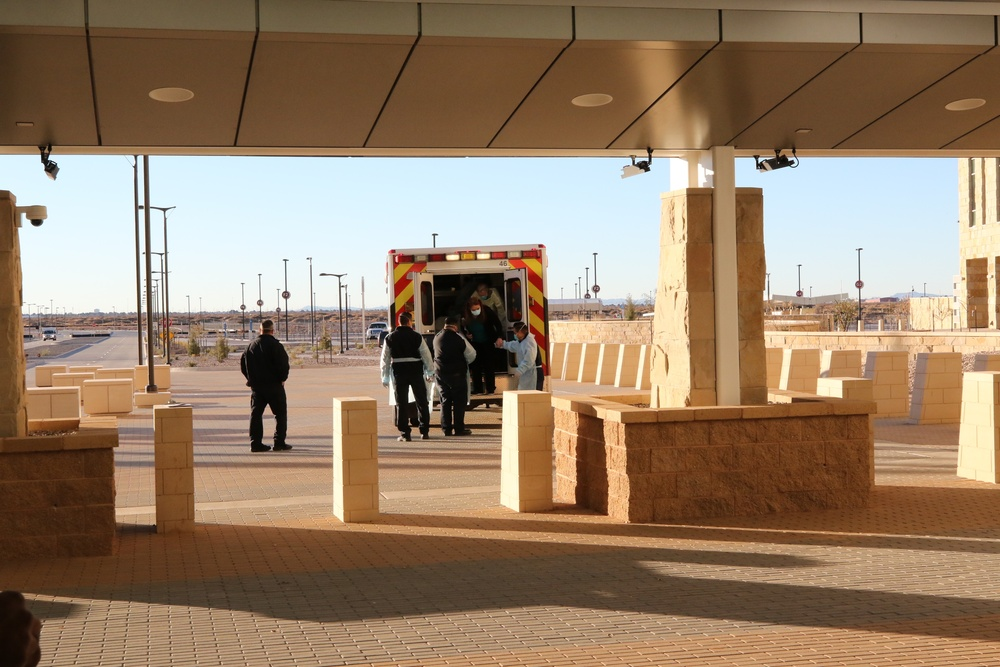 WBAMC rehearses patient move day