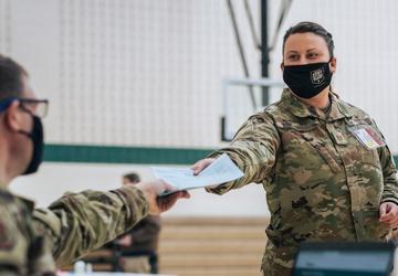 Tech. Sgt. Abigail Olsen: tough as nails