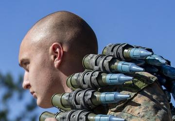 2d LAR Gunnery Range