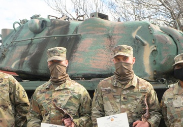 Friendly rivalry: Reserve Soldiers strive for excellence