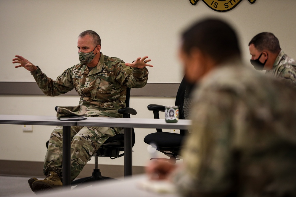 III Corps Command General visits 3ABCT Bulldogs