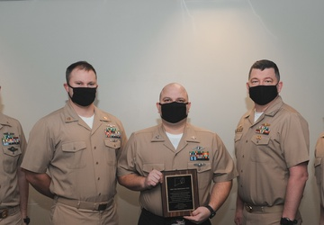 NSSC Sailor Named Service Person of the Month