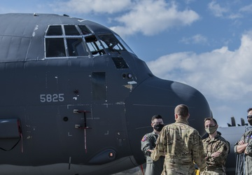 CSO trainees congregate for AFSOC Career day