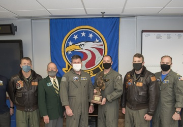 Training Squadron 22 earns Adm. John H. Towers Flight Safety Award