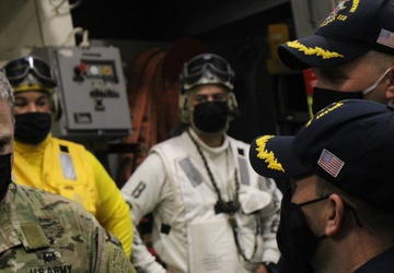 Chairman of the Joint Chiefs of Staff Visits USS Michael Murphy (DDG 112)