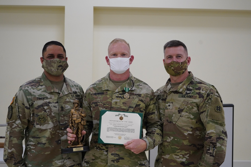 At Age 50 Chief Warrant Officer Wins 4th ESC Best Warrior