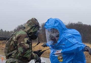 Minnesota Soldier Prepares for Deployment, Looks Back on Career