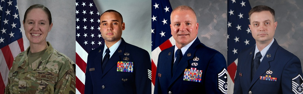 Pa. Air National Guard announces 2021 Airmen of the Year awards