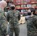 Gen. Berger visits Marine Corps Logistics Command, Albany, GA.