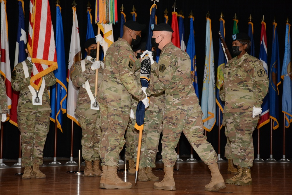 Kentucky native becomes Army Human Resources Command's new command sergeant major
