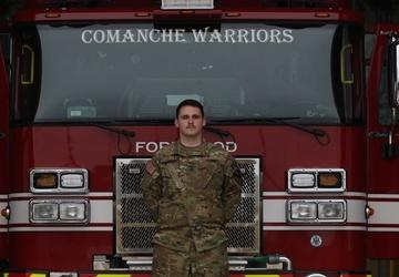 IMCOM Firefighter of the Year