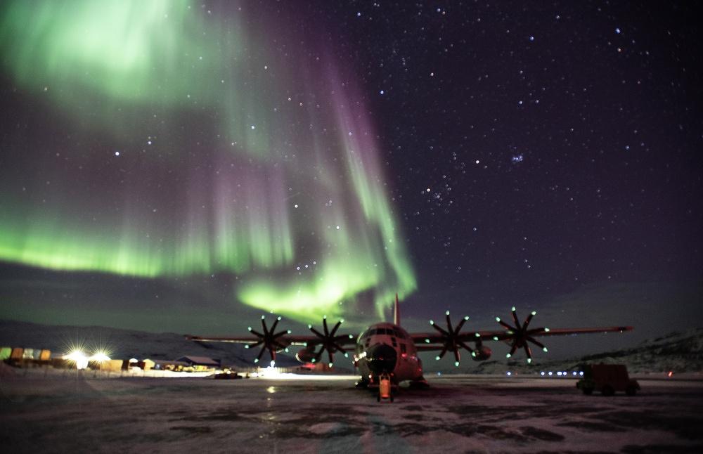 109AW Northern Lights