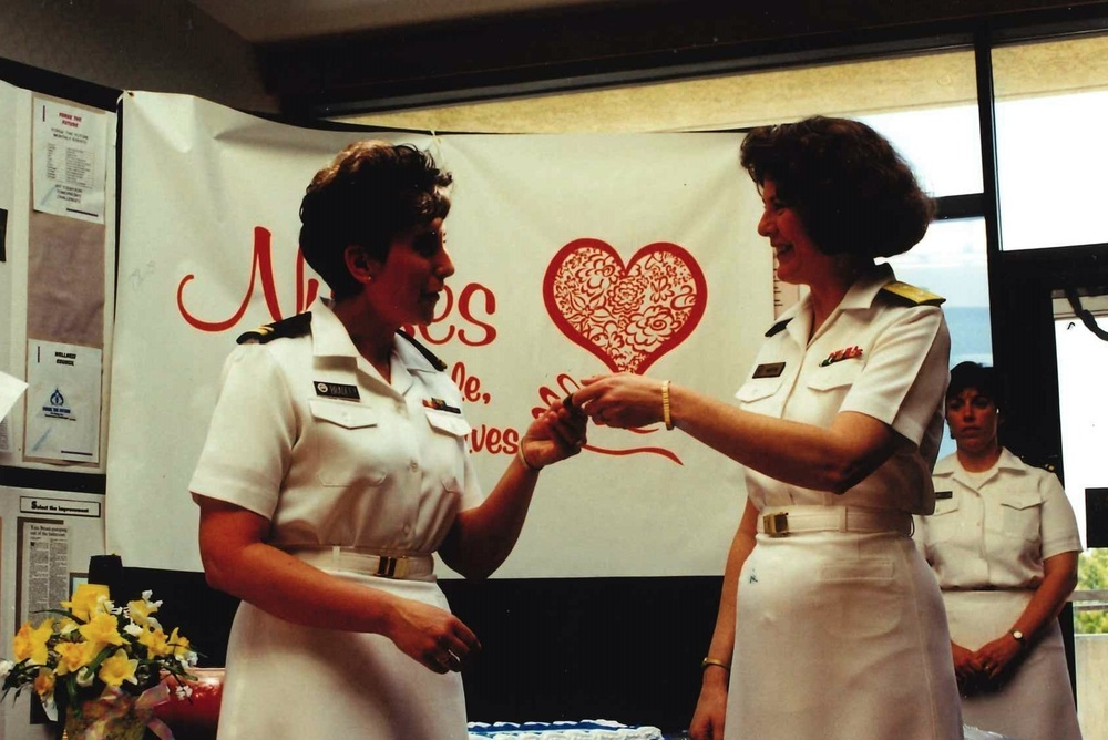The Last of the Technical Nurse Warrant Officers Bids Farewell