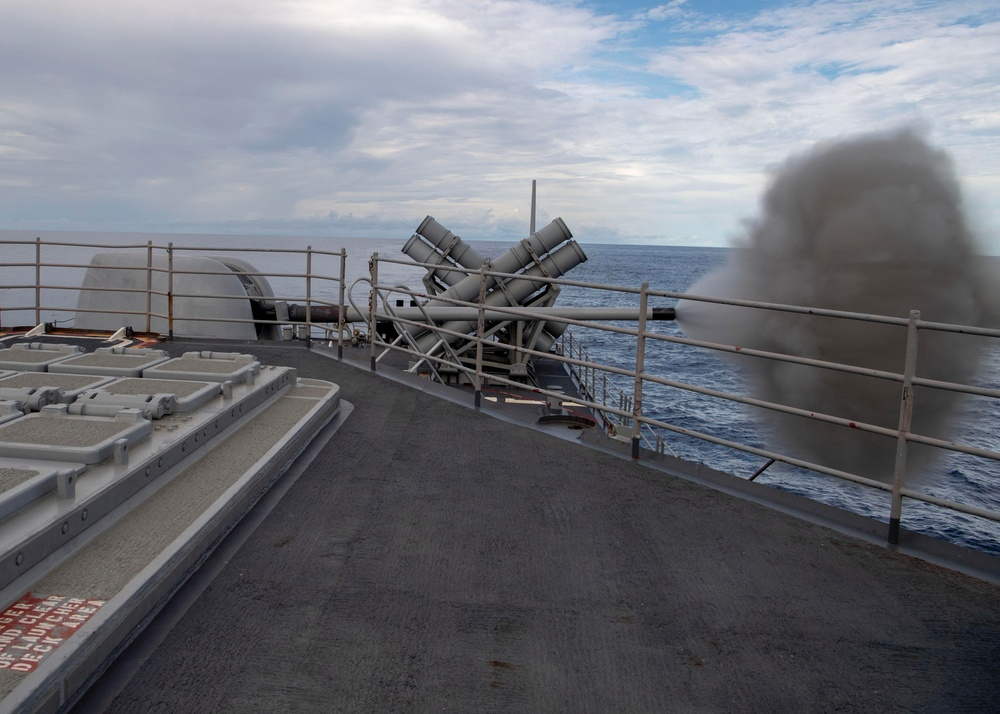 TRCSG Live-Fire Exercise