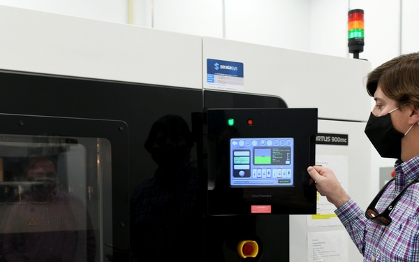 Metrology and Additive Manufacturing Lab ensure quality