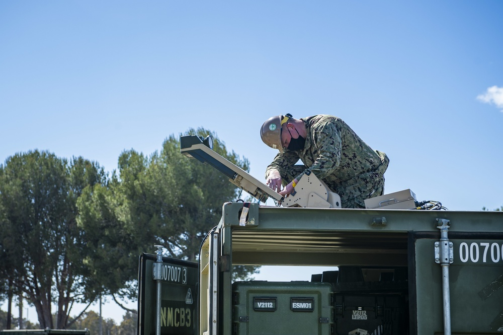 NMCB-3 Conducts CPX-1