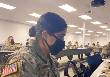 228th Medical Combat Hospital Incoming Soldier