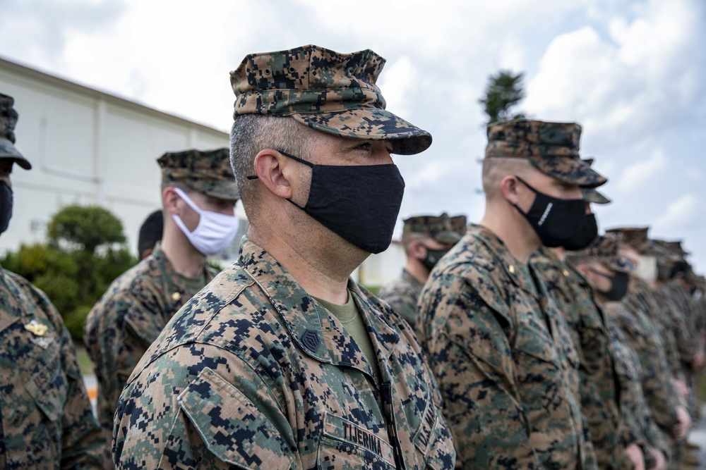 3rd Marine Expeditionary Brigade Marines - 10 years after Operation Tomodachi