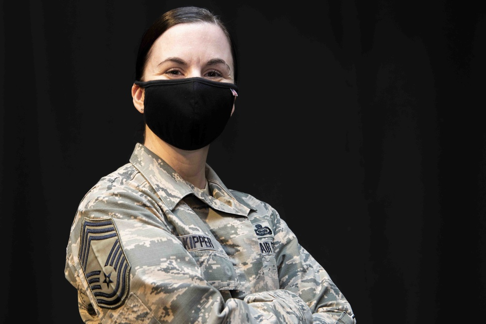 Voices of the VaANG: Chief Master Sgt. Jennilee Kipper
