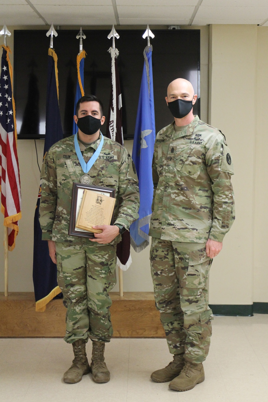 SSG Daniel Colón, Sergeant Audie Murphy Club