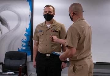 Naval Submarine School Names Q2 Sailor of the Quarter