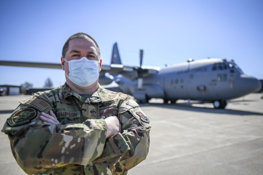 179th AW Rallies Around Member During Tragic House Fire
