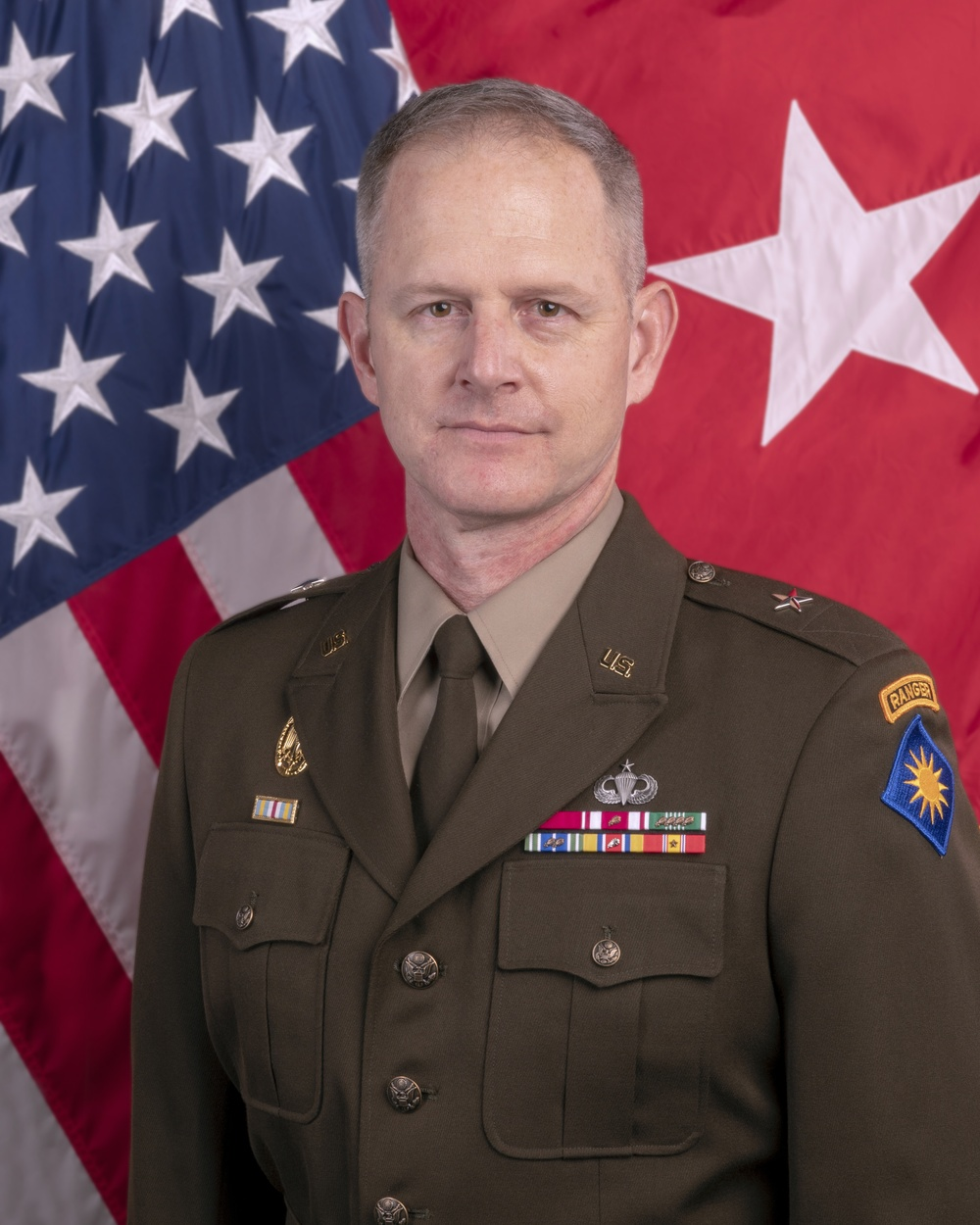 Brigadier General Rob Wooldridge
