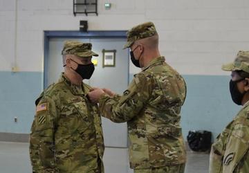 NY Army Guard Battalion gets new command sergeant major