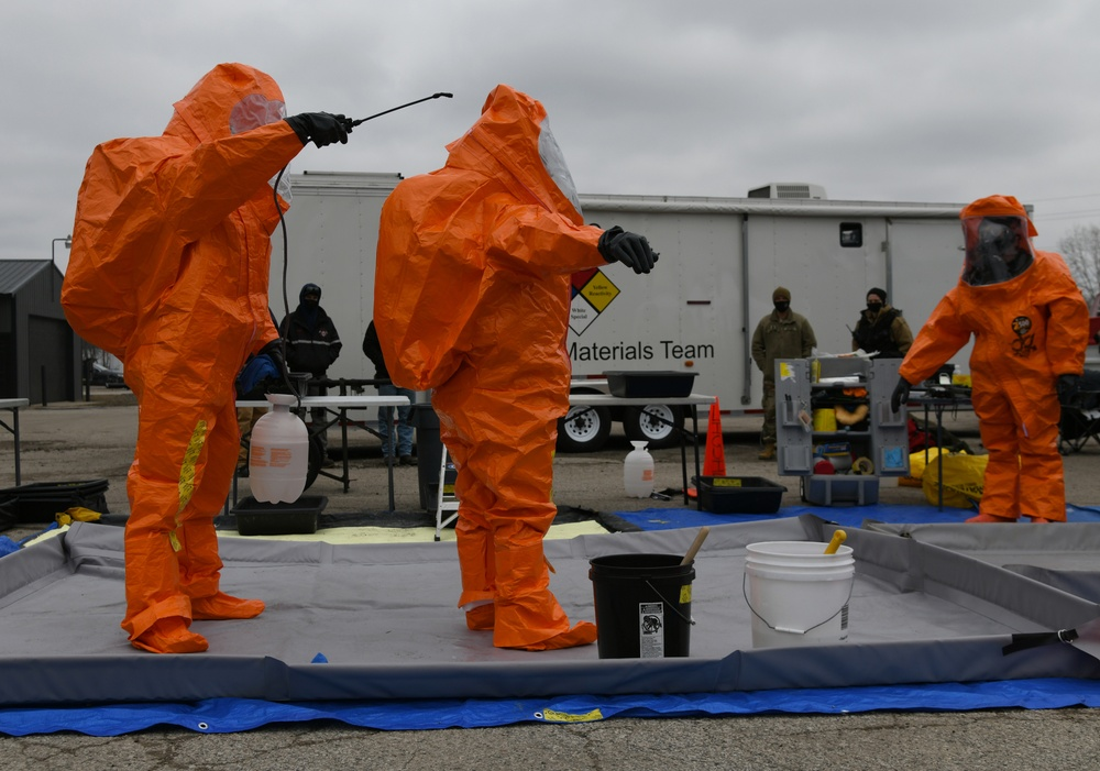 Northern Exposure 21: 51st CST, civilian agencies complete exercise
