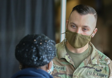 U.S. Army Soldiers talk about what the vaccination mission means to them