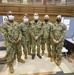 MCPON Visits Sailors Supporting Queens Community Vaccination Center